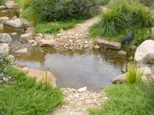 Lysterfield creek pool