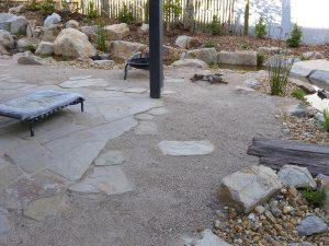 Upwey garden design